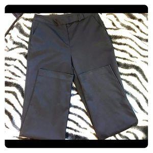 Talbots Stretch, Navy Blue, Size 4, Pants